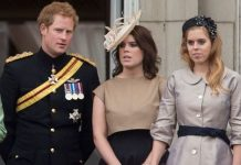 prince harry news princess eugenie beatrice latest