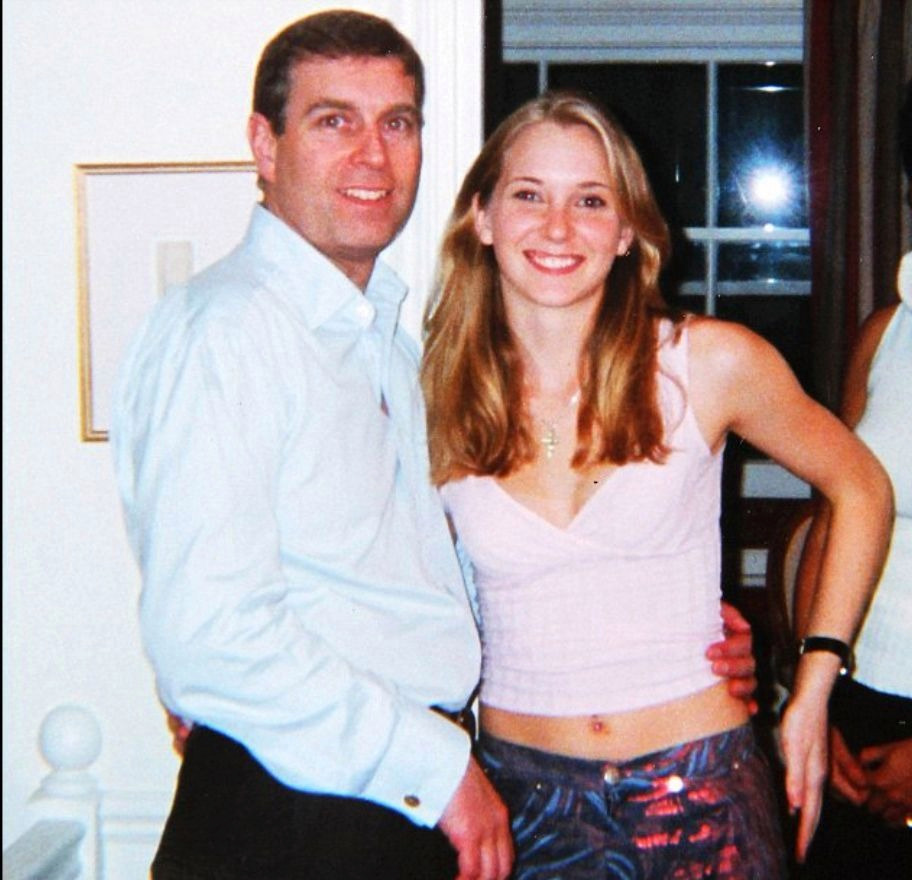 Virginia, now 38 — who says she was 'lent out' by disgraced Jeffrey Epstein and his madame Ghislaine Maxwell — is demanding damages