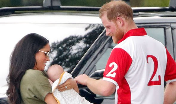 Archie: Harry said the birth of his first child changed the way he approached environmental issues