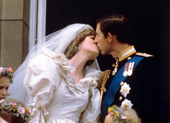 Charles and Diana wedding 1981
