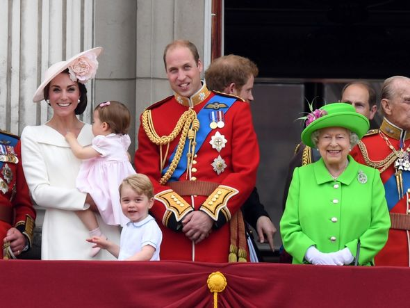 Kate Middleton and Prince William are