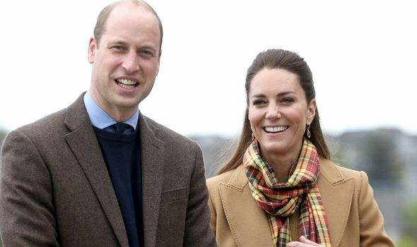 Kate and Prince William set to move to Buckingham Palace 'next week or Christmas'