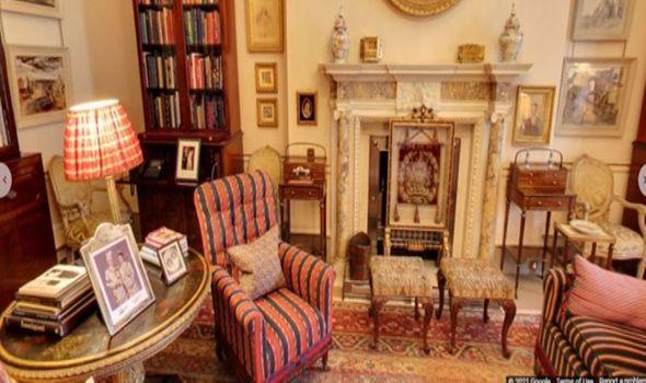 Lancaster Room - intended for visitors