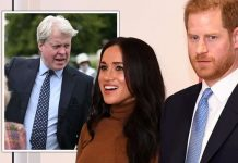 Meghan Markle: The Duke and Duchess of Sussex should 'follow' Charles Spencer's use of his royal title