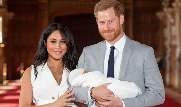 Meghan and Harry may have been inspired to make a