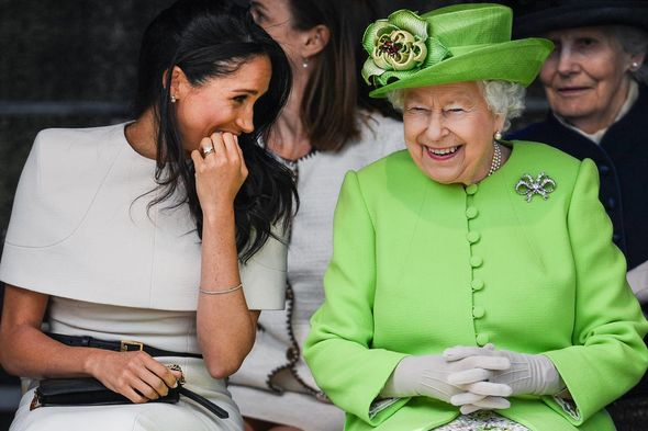 Meghan claimed she did not receive support from the monarchy when she felt suicidal as a royal