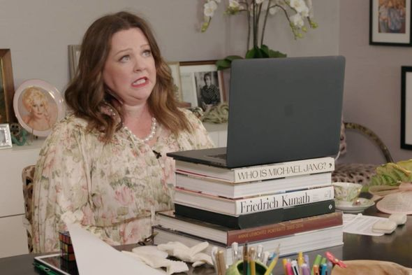 Melissa McCarthy was also part of the hilarious video