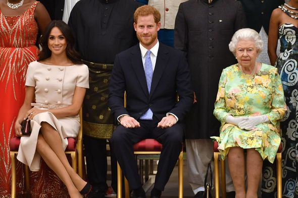 Omid Scobie said the royals and the Sussexes have not made much progress with improving relations