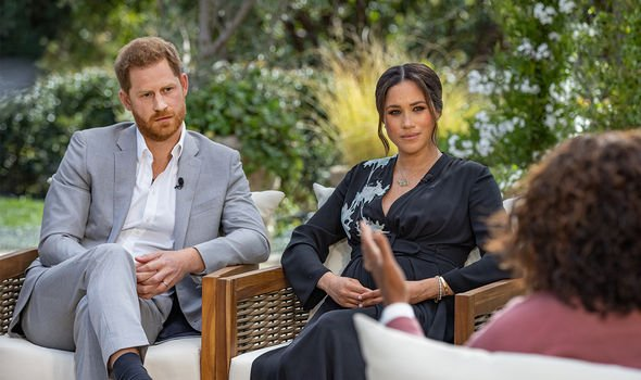 Oprah: Host's bombshell interview with Sussexes