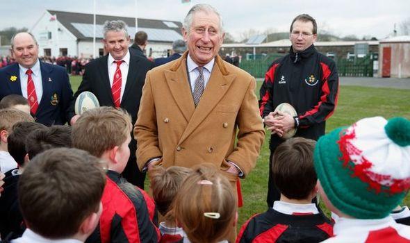 Prince Charles' Welsh language skills laid bare - 'What a Principality!'
