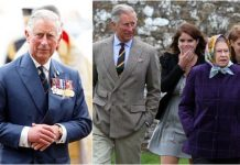 Prince Charles and his relationship with his nieces