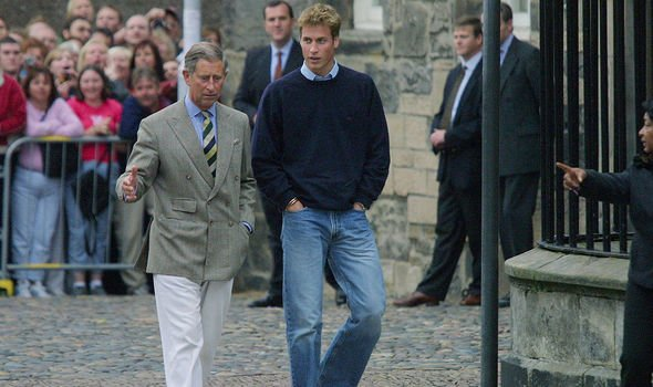 Prince Charles' furious row with Edward: 'You have behaved inappropriately!'