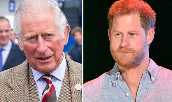 Prince Charles king