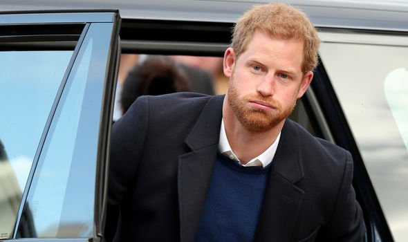 Prince Harry the Duke of Sussex