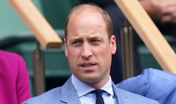 Prince William: The Duke of Cambridge was said to be 'acutely aware of the past'