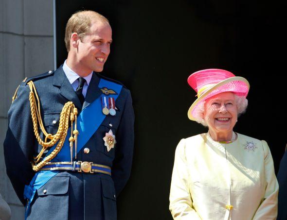 Prince William in military uniform