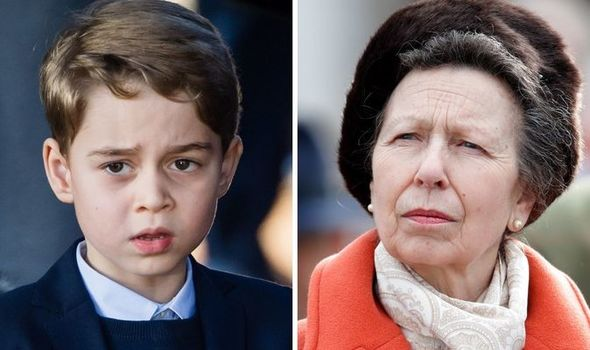 Princess Anne fury: Royal unhappy at 'very bad' mocking of Prince George