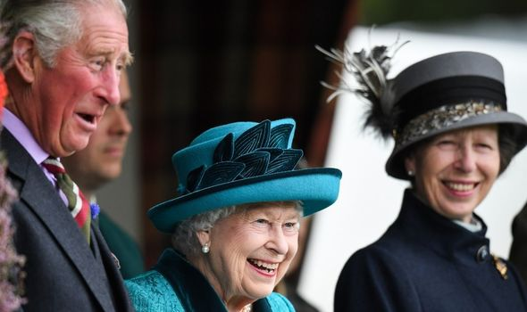 Princess Anne is Charles' only sister