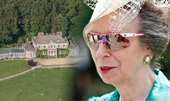 Princess Anne latest