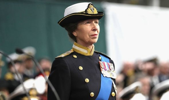 Princess Anne turns 71 today