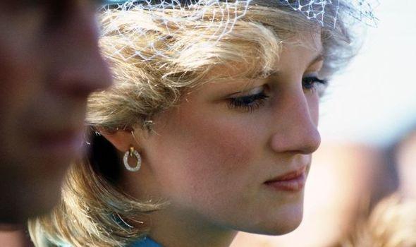 Diana sad
