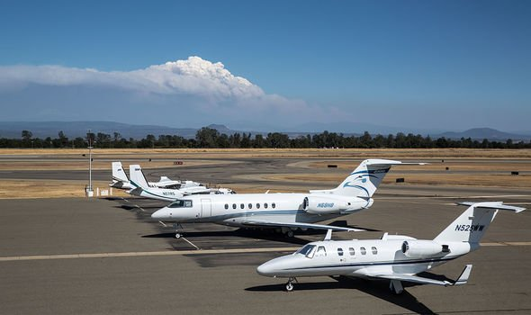 Private jets: The mode of transport is one of the most environmentally unfriendly ways to travel