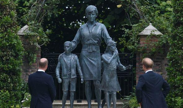 Diana's Statue