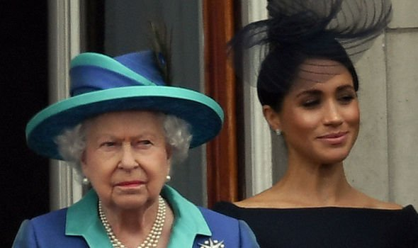 The Queen: Experts have suggested the Queen would be willing to take their royal titles away