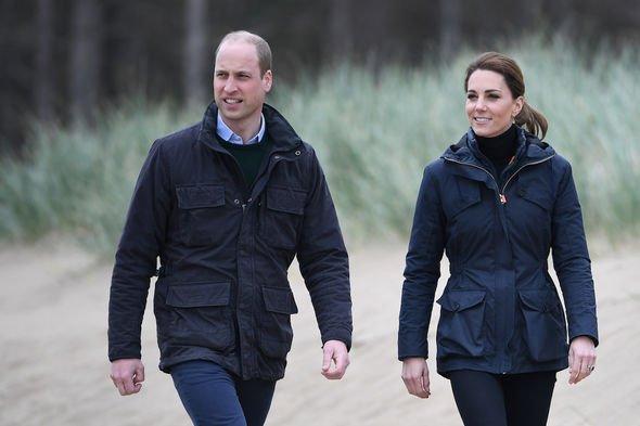 kate middleton prince william twitter paralympics gb sarah storey gold royal family news