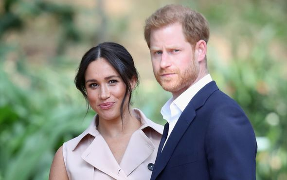 Meghan and Harry caused an 'eruption'