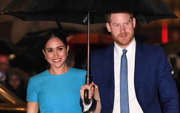 Meghan and Harry revealed their rift to Oprah