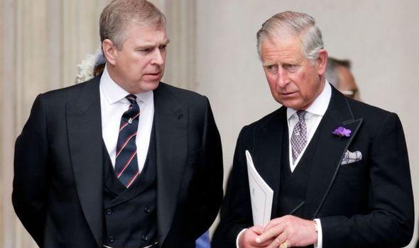 Prince Andrew enjoys to 'provoke' Prince Charles