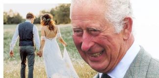 prince charles godson royal wedding