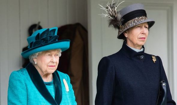 Queen Elizabeth decided to name her daughter Anne