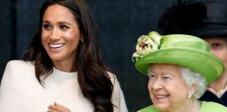 queen news meghan markle birthday message statement read royal family news