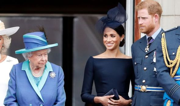 Queen was 'pragmatic' in her approach to Sussexes
