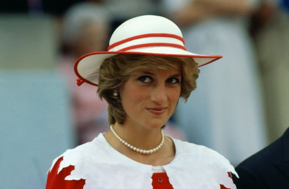 Royal Family: Princess Diana