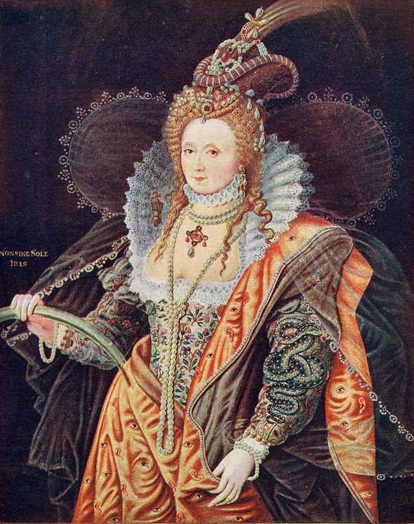 Royal Family tree: Queen Elizabeth I