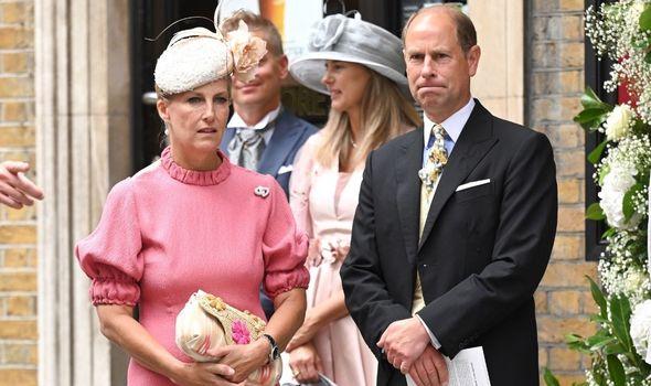 Prince Edward, Sophie Wessex