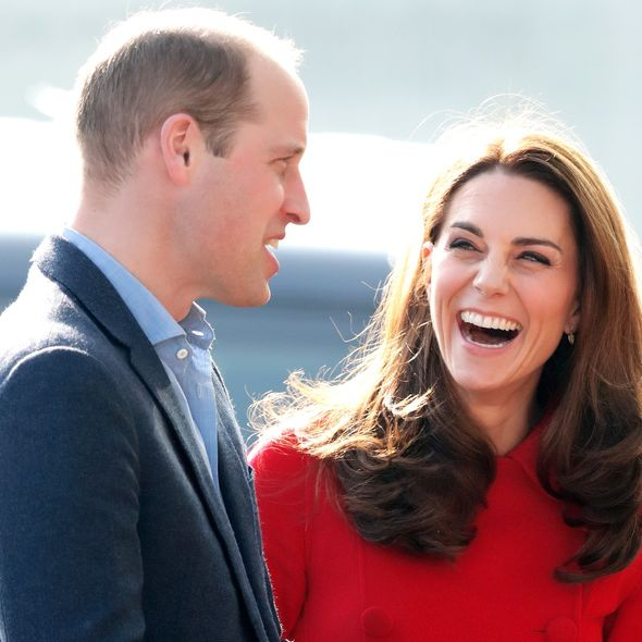 Prince William and Kate