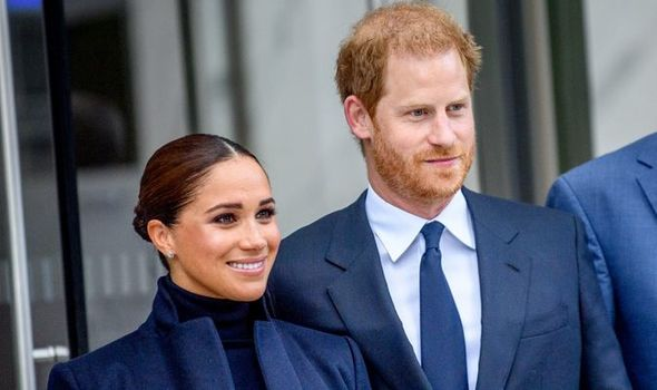 'Added pressure' Meghan Markle and Harry 'anxious' in latest appearance, says expert