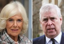 Camilla Parker Bowles: The Duchess is said not to have 'forgotten' about Prince Andrew's actions