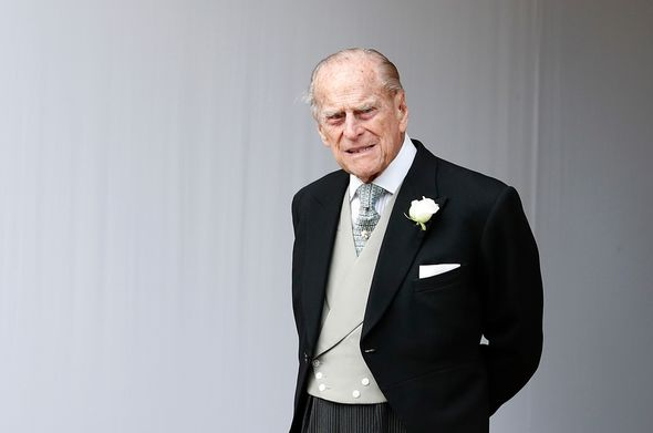 Duke of Edinburgh (pictured)