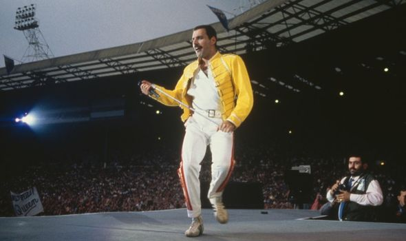Freddie Mercury is considered the greatest singer of all time