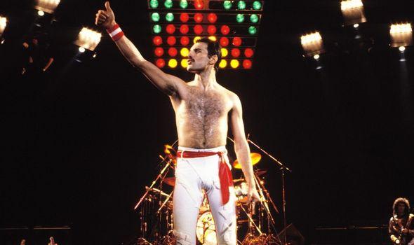 Freddie Mercury passed away in 1991