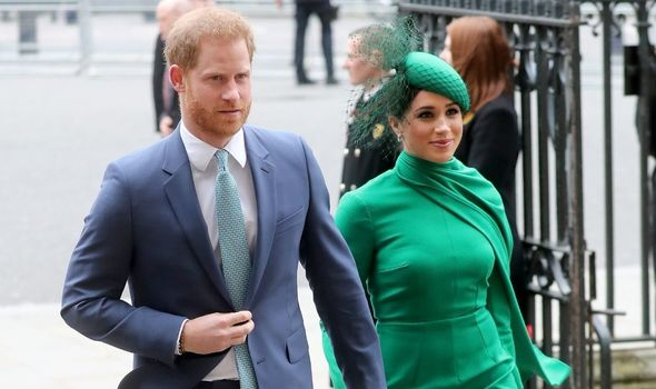 Harry and Meghan: Left Royal Family last year