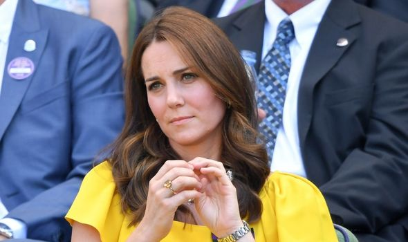 Her citrine ring, which she rarely wears, often attracts a lot of attention from royal fans
