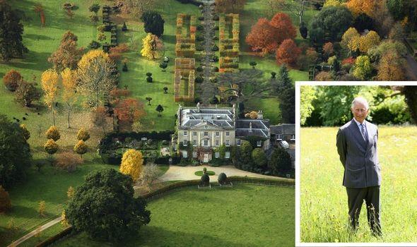 Highgrove House: Take a private tour around Prince Charles' gardens