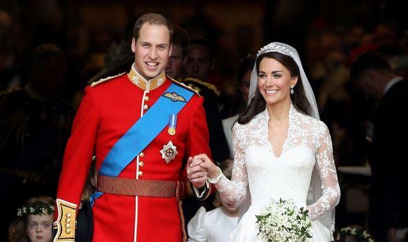 Kate and WIll royal wedding