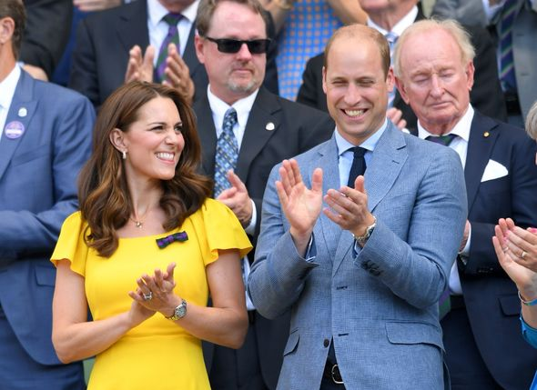 Kate Middleton responded to Radacanu's win by posting on her joint account with Prince William